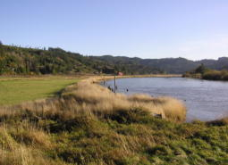 Lower Coquille River