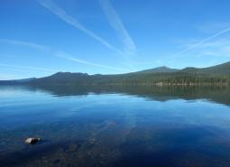 Odell Lake / Davis Lake area